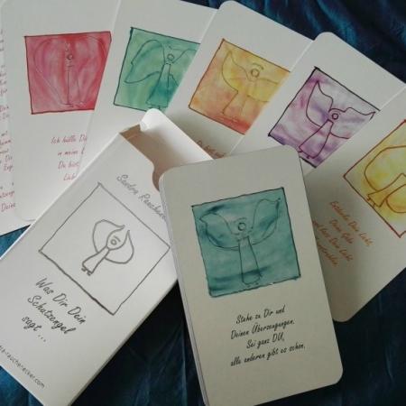 Schutzengel-Kartenset